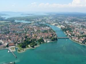 Süddeutchland, Konstanz (© popeyeka - Fotolia.com)