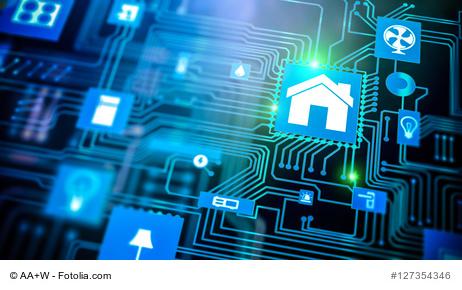 802208f96cc0b2 Der Geist des Internets der Dinge der Zukunft  das Internet der ...