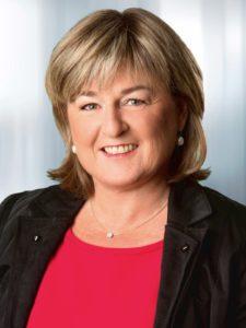 Barbara Florschütz, Geschäftsführerin der Information Services Group (ISG) Germany